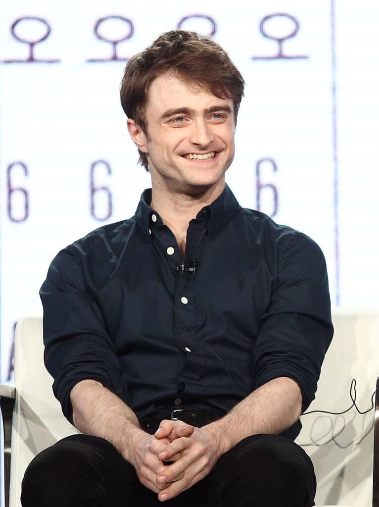 『ハリー・ポッター』シリーズ全8作での出演料は約100億円にのぼるダニエル・ラドクリフ。