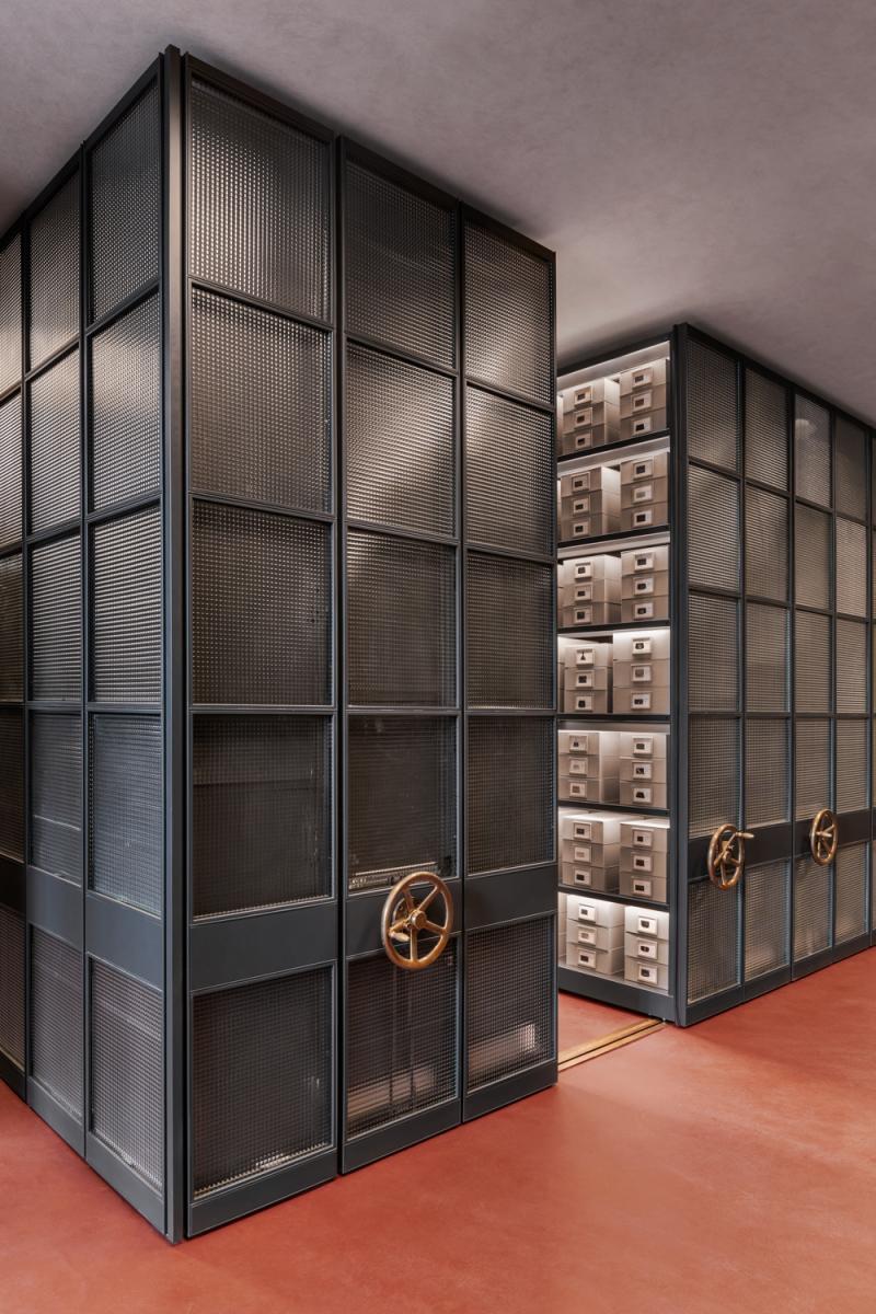 インテリアや部屋の名前にもこだわりぬいた、「グッチの歴史を伝えるコレクションが住まう家」