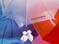 カルヴェンが雨の日を楽しむレインプロモーションを開催!