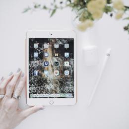 """電子書籍にもぴったりな""""復活""""iPad mini  vol.81"""