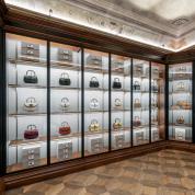 ブランド創設100周年のグッチがフィレンツェの宮殿にアーカイブ・コレクションを開設