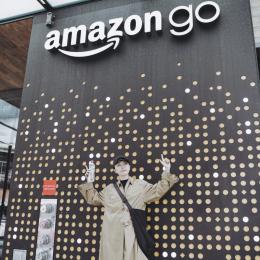 """潜入! """"未来の""""コンビニ「Amazon Go」vol.69"""