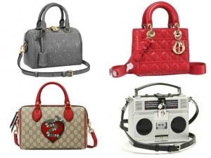 ホリデーシーズンを盛り上げる、人気ブランドの新作バッグ