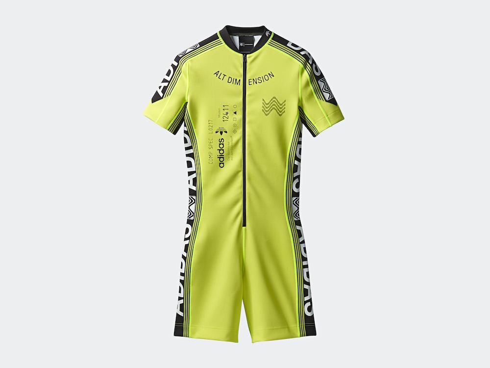 サイクリングスーツ¥32,000