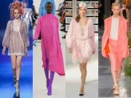 2017年春夏ランウェイに学ぶ、ピンクの着こなしかた