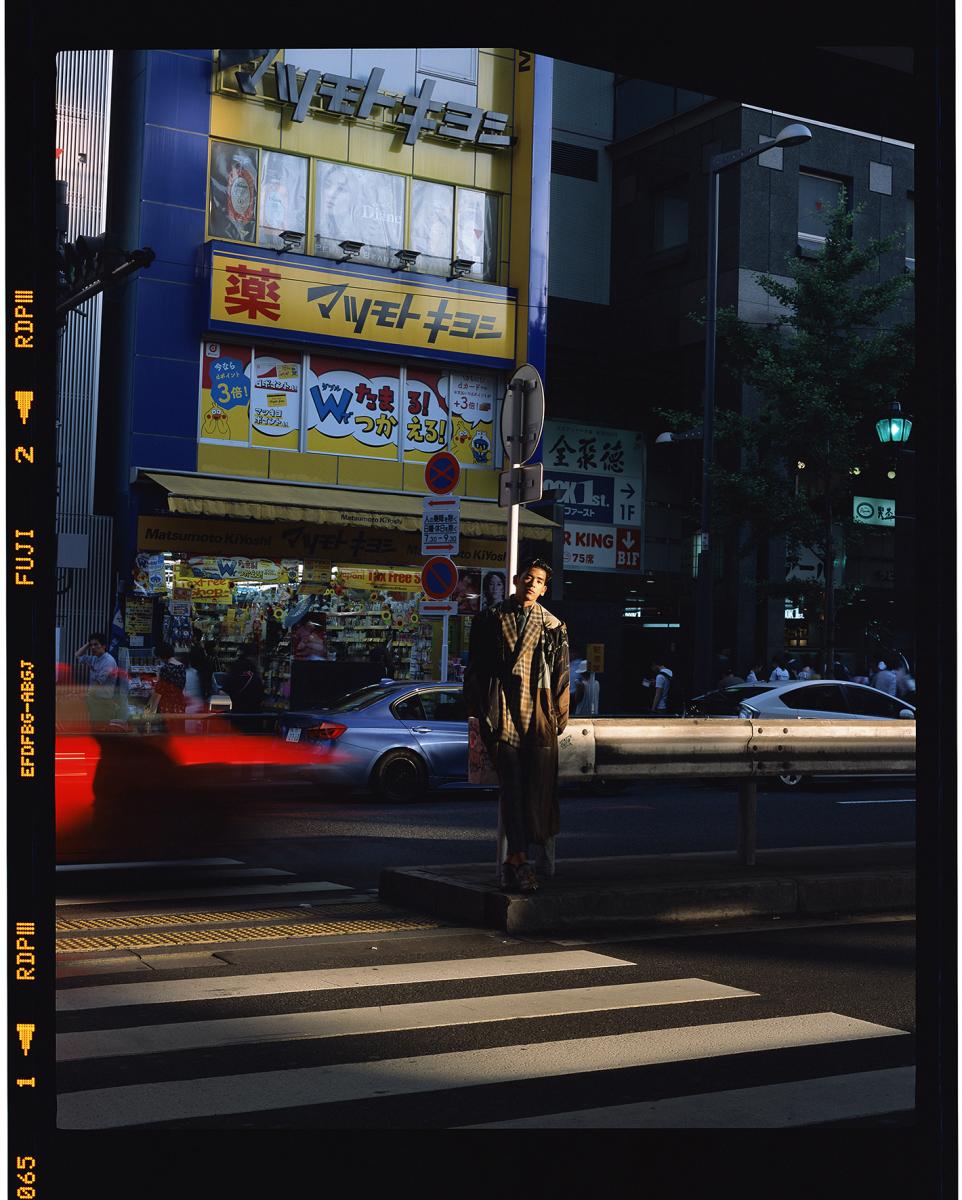 「Roppongi, Tokyo」© Chikashi Suzuki, Courtesy of KOSAKU KANECHIKA