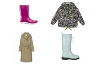 雨の日だってモードでいたい! 雨にも強いファッションアイテム