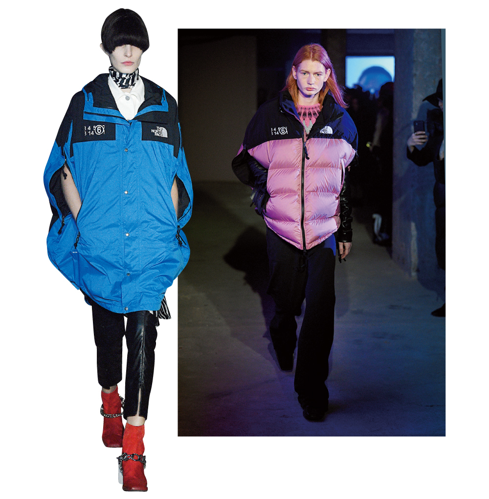 MM6 MAISON MARGIELA×THE NORTH FACE