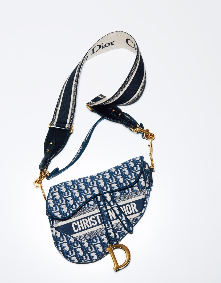 ディオールの「サドル」バッグ
