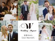 世界中から「Just Married !」