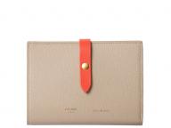 セリーヌのミディ財布