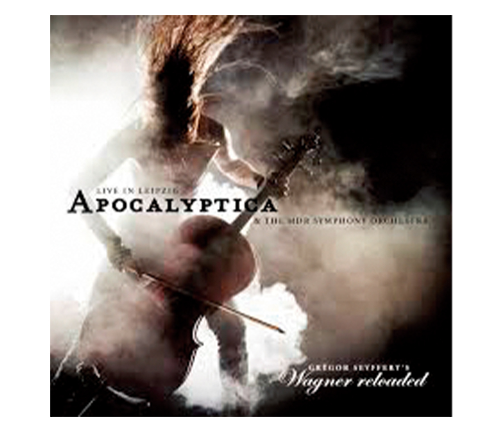 Apocalyptica『Wagner Reloaded-Livein Leipzig』