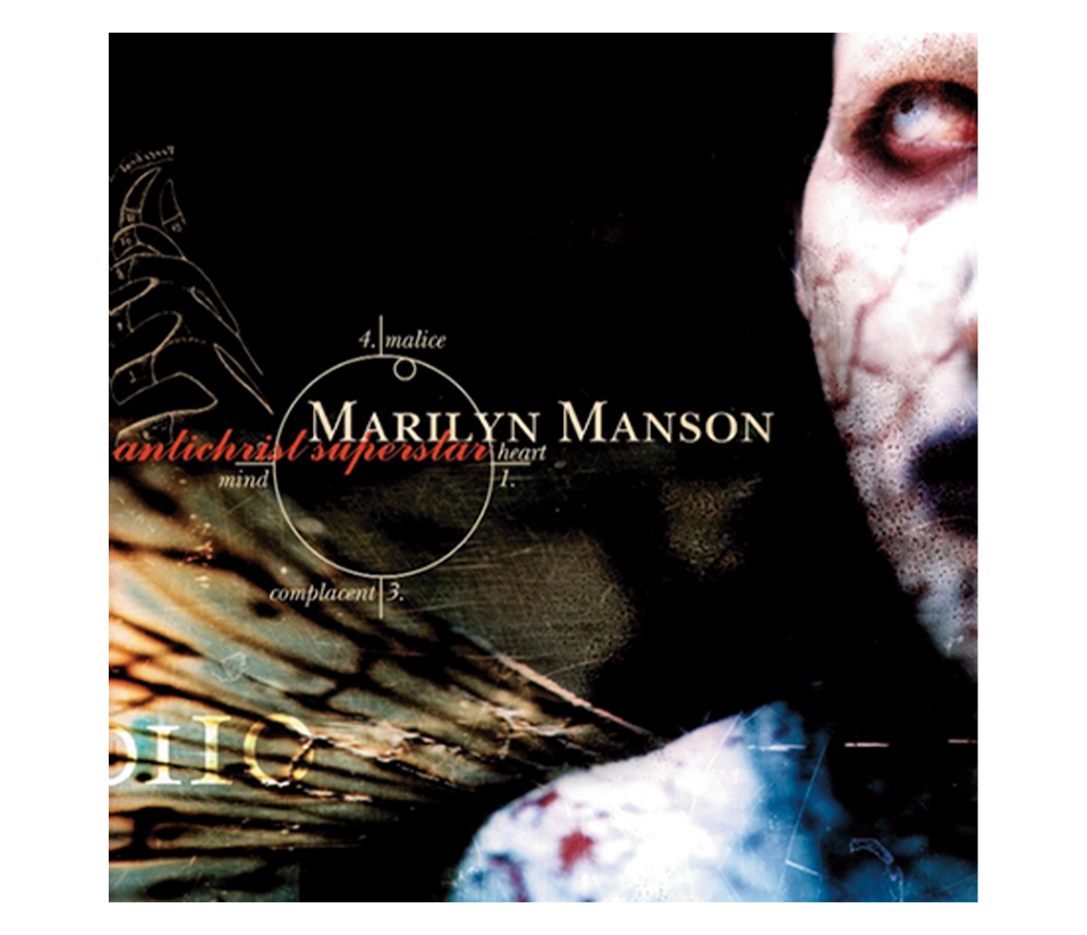 Marilyn Manson『Antichrist Superstar』