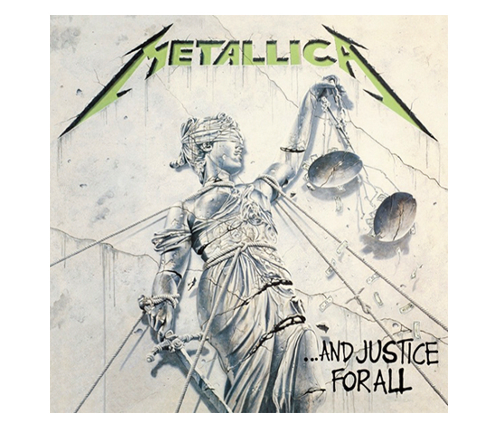 Metallica『...And Justice For All』