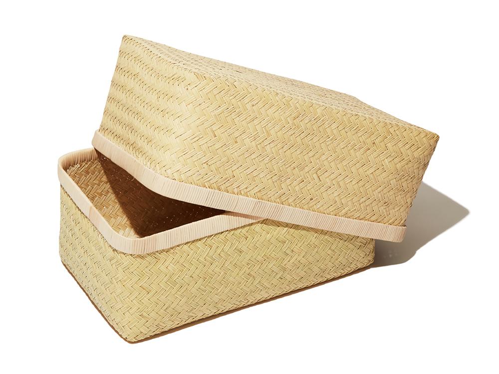 ⑮QUICO/ Iwate Bamboo Baggage (エディター・芹澤雅子さん)