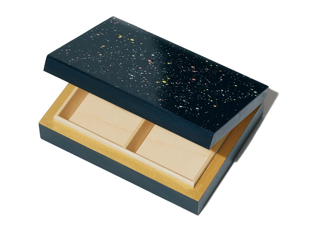 ⑤ doinel/ Wooden Box – Constellations(エディター・芹澤雅子さん)