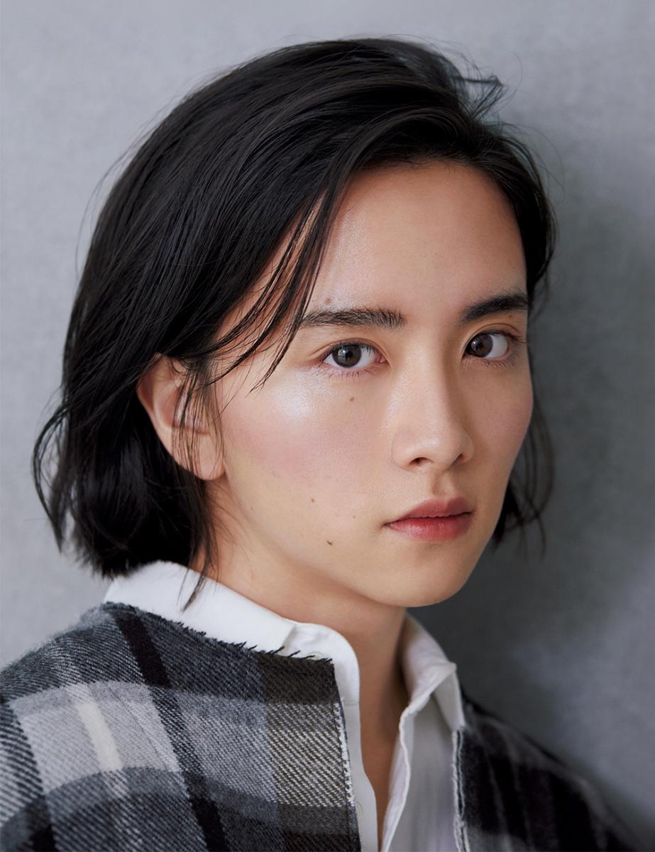 SPUR   日本発信のファッショントレンド情報サイト 板垣李光人/RIHITO ITAGAKI