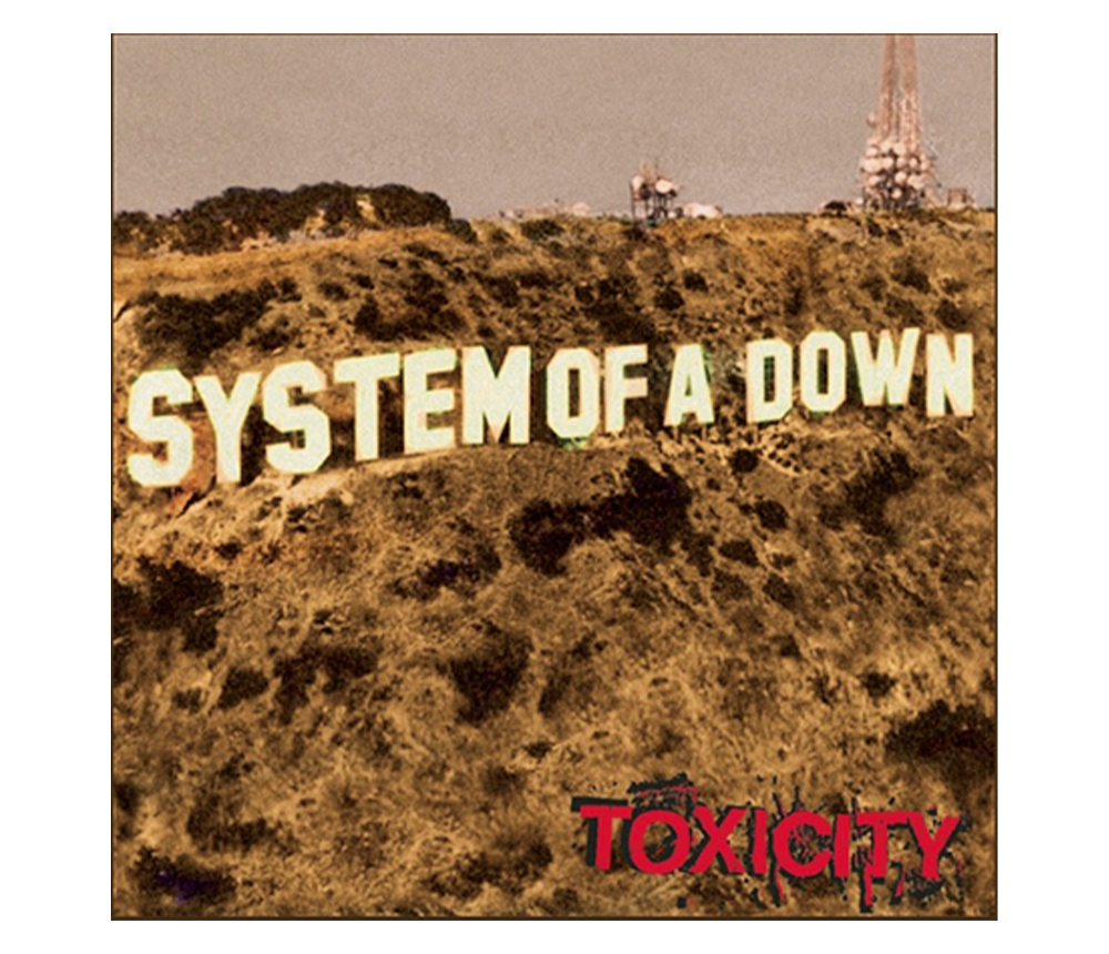 System Of A Down『Toxicity』