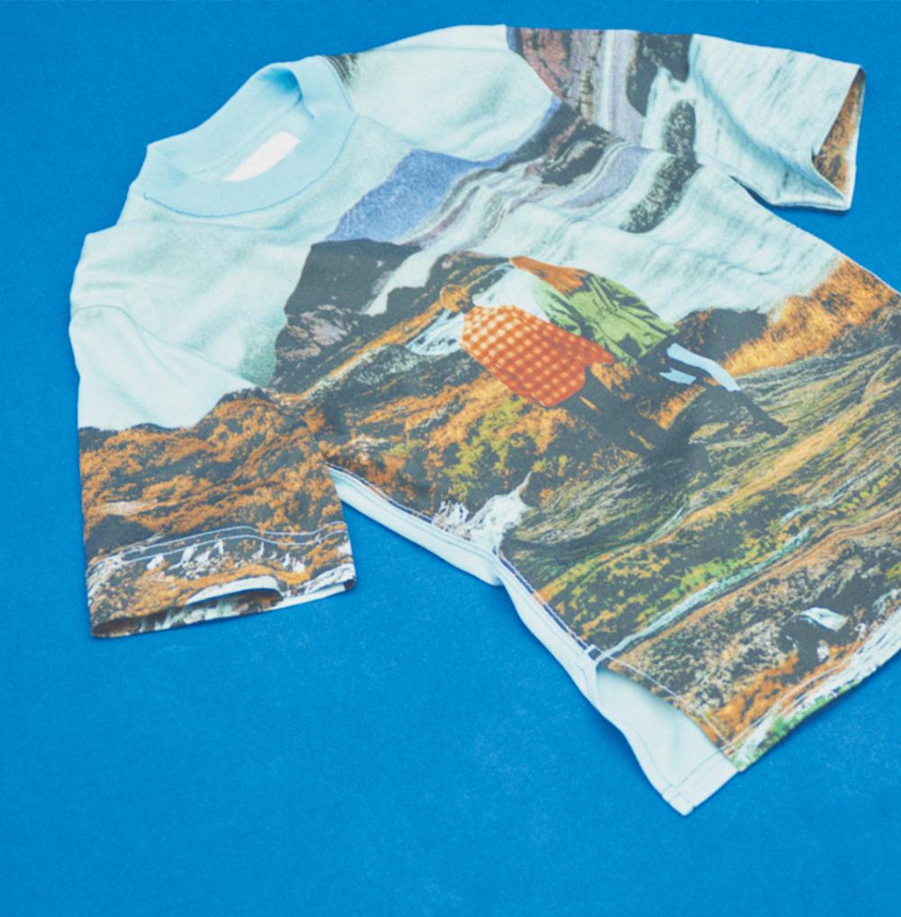 09:クロエのフォトTシャツでセンチメンタルに