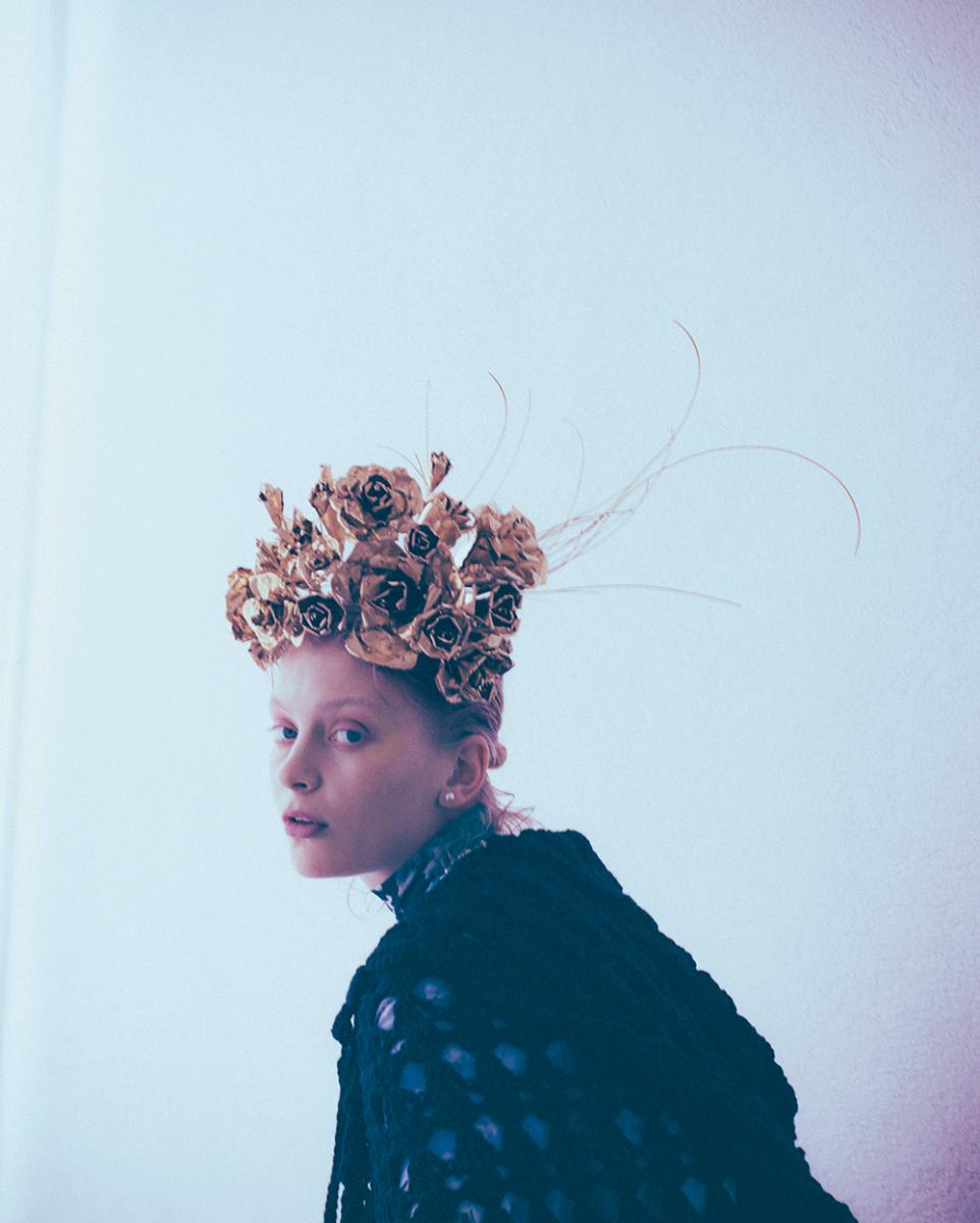 SPUR 30 FLOWERS】 14:竹淵智子 - ファッション特集 | SPUR