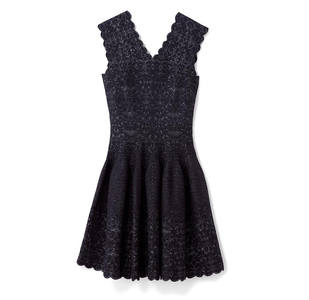 アライア「リトルブラックドレス」