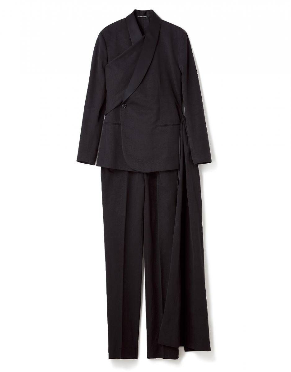 ディオール「タキシードスーツ」
