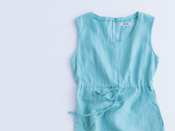 学生の頃憧れていたzuccaのドレス/郷原佳以さん