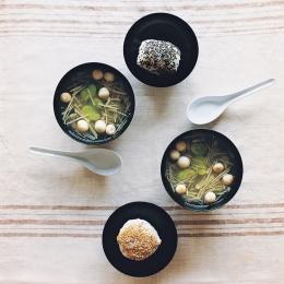 そら豆と新しょうがのスープ - 今月のスープ | vol. 03