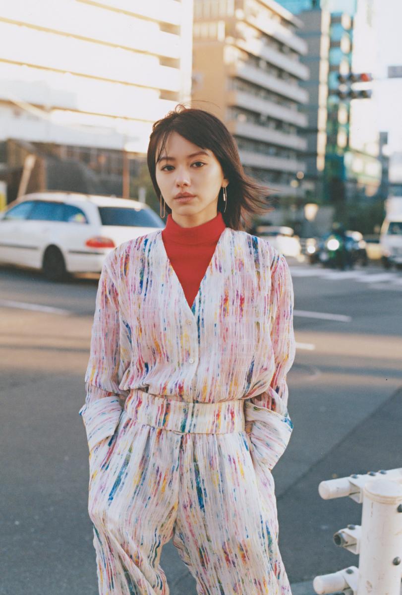 山本舞香さん/MAIKA YAMAMOTO