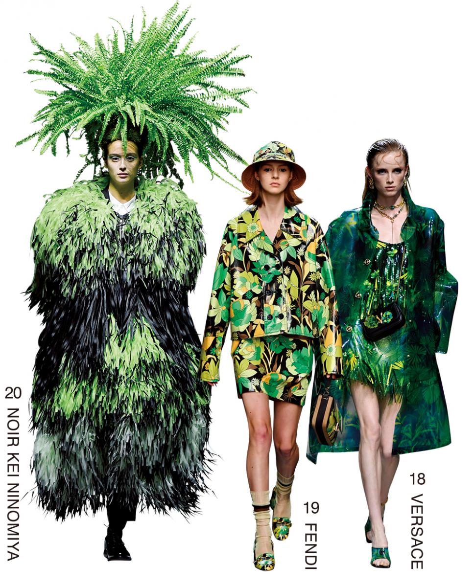 JUNGLE MOOD/緑豊かなジャングルに思いをはせて