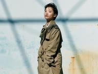 中山咲月の選択「私はCELINEのメンズを着る」