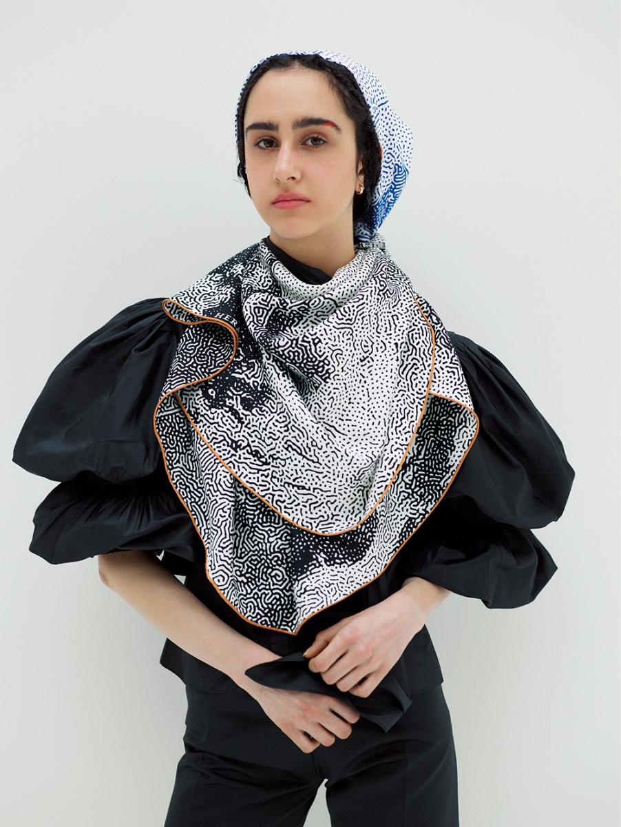 Maryam Eslami/マリヤム・エスラミさん