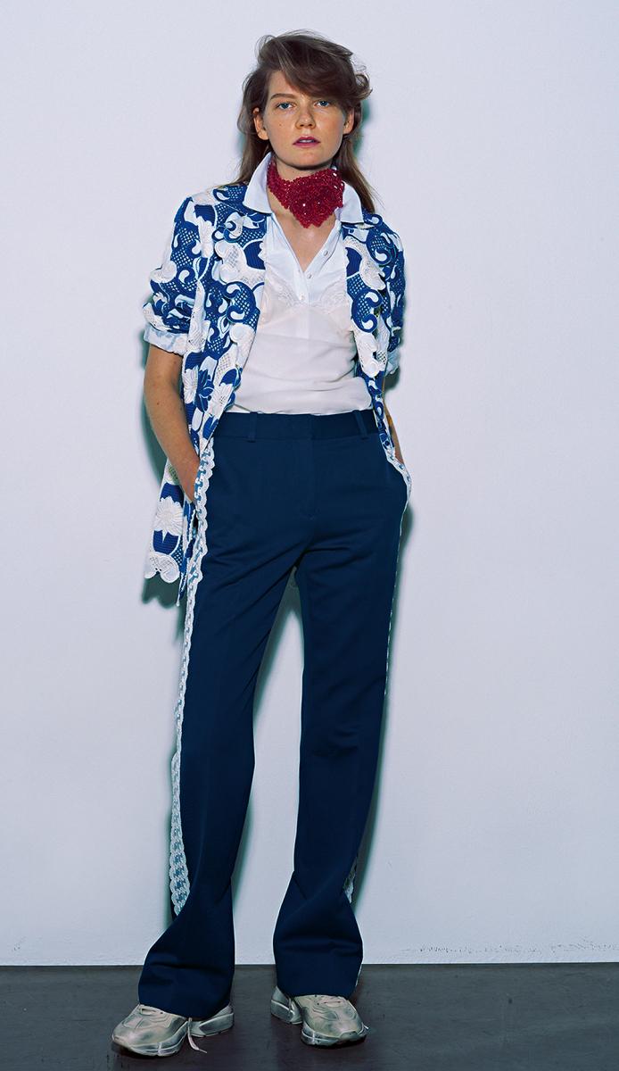 1.70年代西海岸風スポーツクチュール/飯島朋子