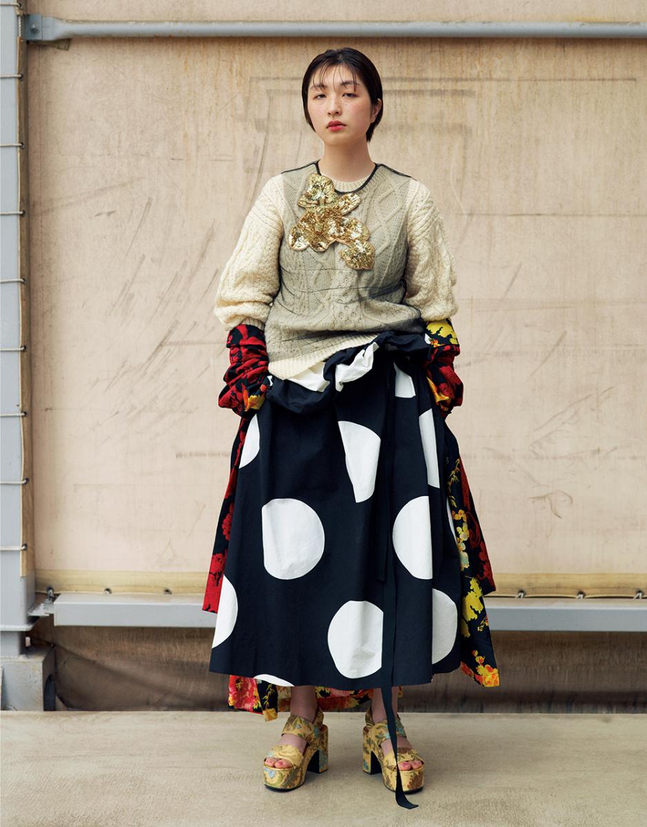 Chie Yanagawa/柳川千恵さん