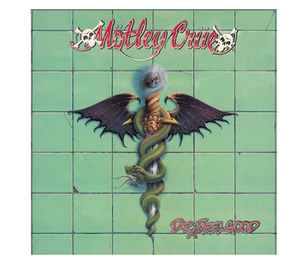 Mötley Crüe『Dr. Feelgood』
