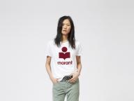 イザベル マランがカプセルコレクション「ロゴ ア ゴーゴー」のポップアップストアを開催