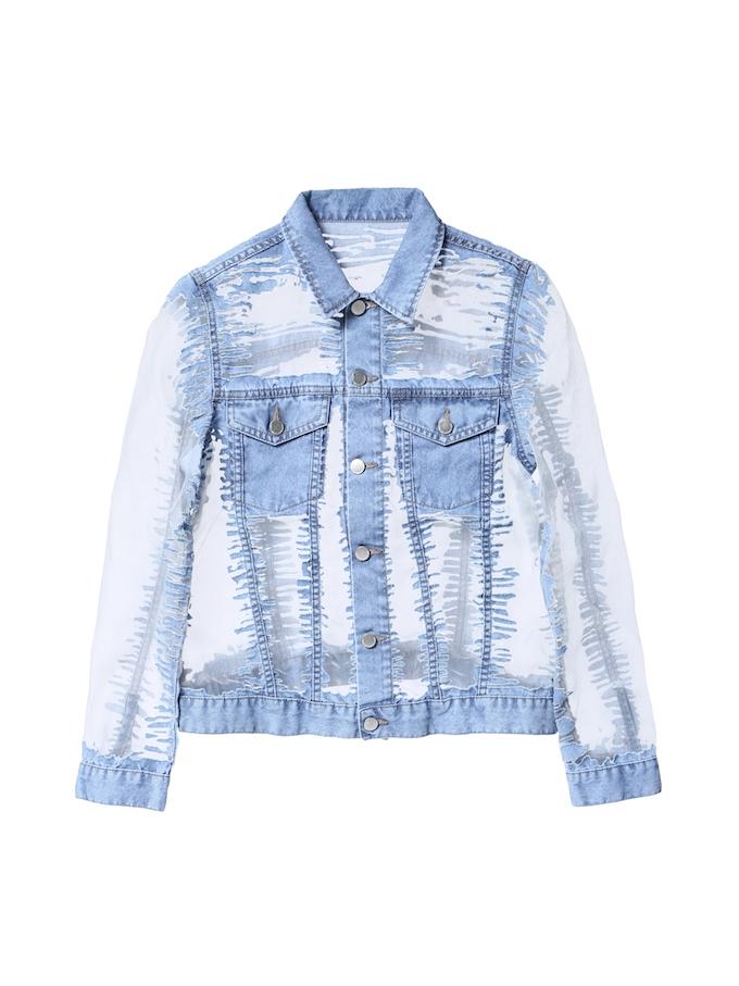 ジャケット ¥65,000