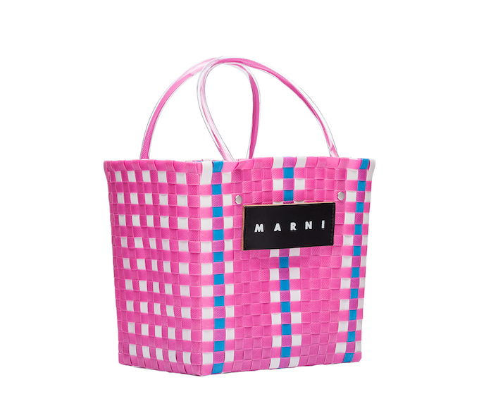 PICNIC BAG MINI PINK ¥16,000