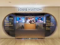 ルイ・ヴィトンの創業からの歴史を辿る「タイムカプセル」展を大阪で開催