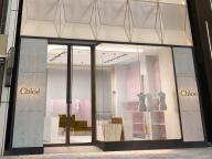 クロエが銀座に国内最大の路面店をオープン! パーソナライゼーションサービスも開始
