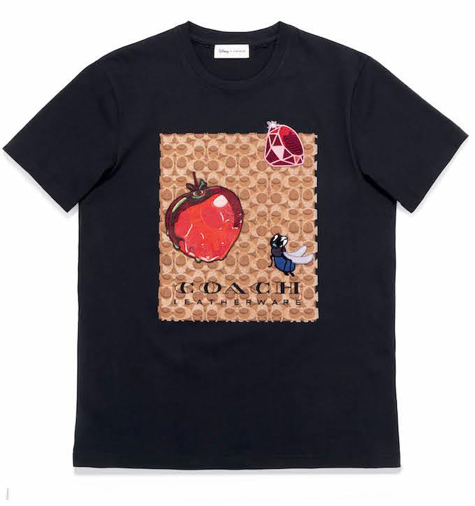 シグネチャー パッチTシャツ ¥16,000