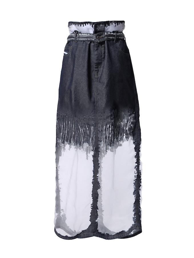 スカート ¥75,000