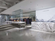 最高級のダウンウェアブランド カナダグースの旗艦店が日本上陸