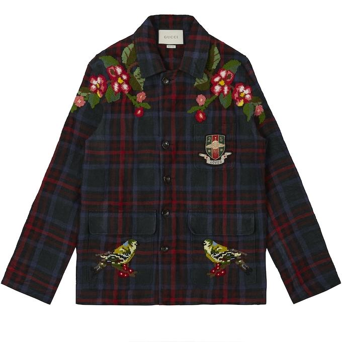 ジャケット ¥365,000