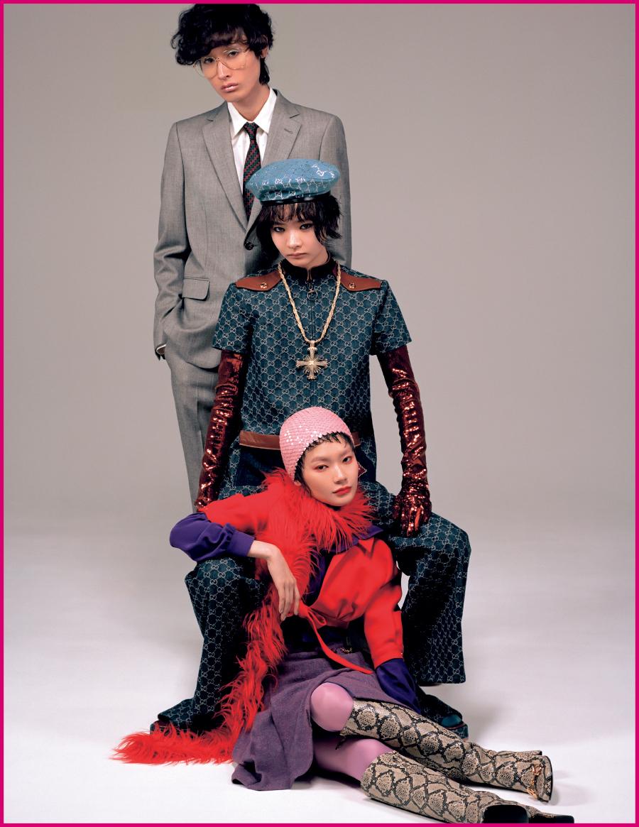 3人が織りなす人間模様