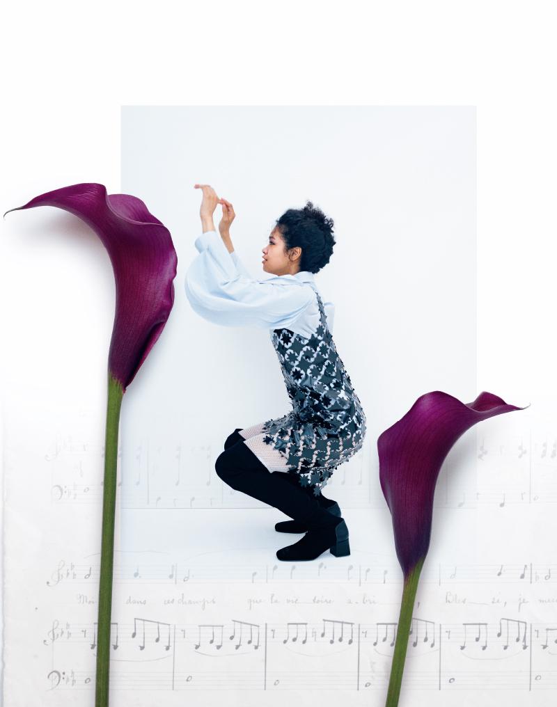 花を奏でる