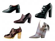 ロックなトラッド靴