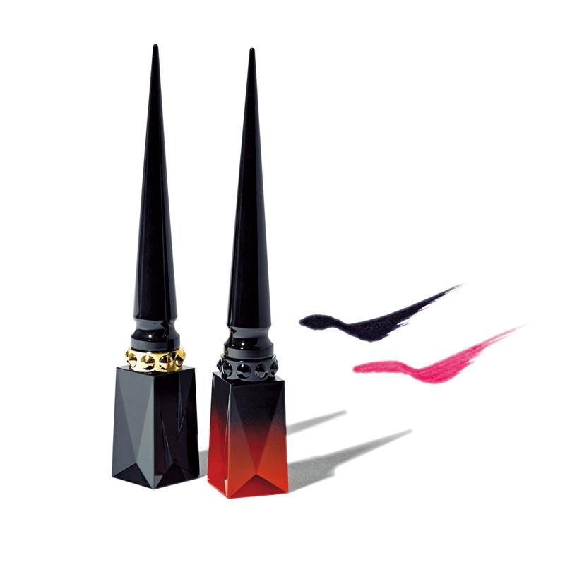 オイユヴィニル(右から)ルージュ ルブタン・コオル 各¥10,000/クリスチャン ルブタン(化粧品)