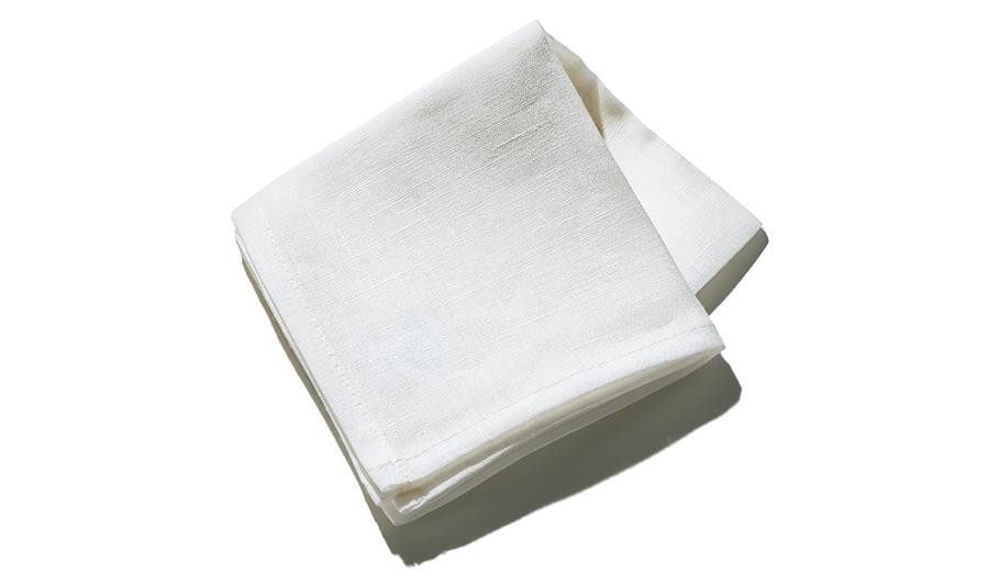 ⑥fog linen workのハンカチ(ライター/広沢幸乃さん)