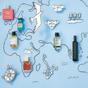 世界の土地とフレグランスの物語 嗅覚で旅をする 特集TOPへ